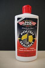 Race Glaze Polish & Sealant 2nd Generation 16oz- Simply the Best + 2 Microfibers