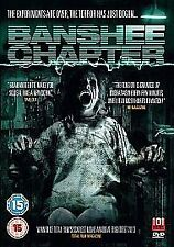 The Banshee Chapter DVD Region 2 Horror *New and sealed*