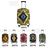"""20"""" 24"""" 26"""" 28"""" Fashion Elastic Travel Luggage Cover Suitcase Protector Case New"""