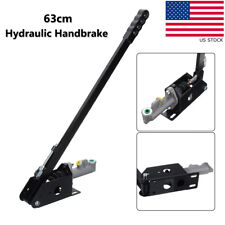 "24.8"" Universal Long Vertical Hydraulic Handbrake Hydro E-Brake Drift Lever Race"