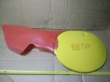 Fiancatina BETA ORIGINALE EPOCA vintage regolarità cross TM fox mugen plastic mx