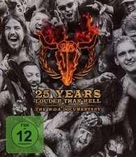 25 Years LOUDER THAN HELL - The documentary- NUEVO BLU-RAY
