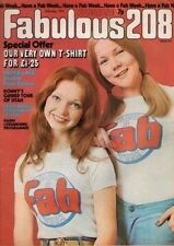 Fabulous 208 Magazine 25 May 1974      Paper Lace      Queen