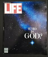 LIFE Magazine WHO IS GOD? December 1990