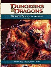 4th Edition D&d: Dragon Magazine Annual Vol. 1 by Wizards of the Coast Team (200