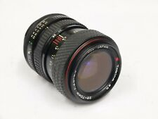 Tokina SD 28-70mm F3.5-4.5 Canon FD Mount Manual Focus Zoom Lens. St/no u11085