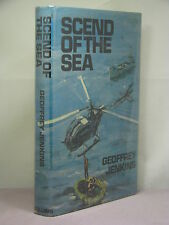 1st, signed by author, Scend of the Sea by Geoffrey Jenkins (1971)