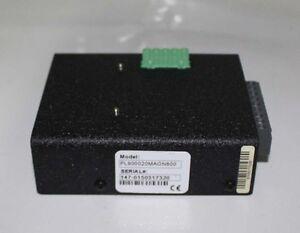 GE PL9000 Series Analog Output Modules Simple Type PL900020MAON800