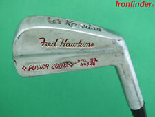 Kroydon Fred Hawkins Power Zone Reg.No. A6305 3 Iron Steel Mens RH