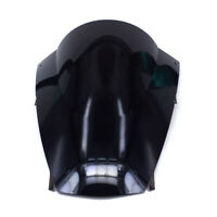 ABS Black Windshield Windscreen Screen For Ninja ZX ZX12R 2002 2003 2004 2005