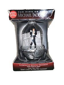Michael Jackson Ornament