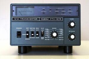 YAESU FTV-107R VHF/UHF TRANSVERTER