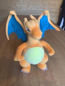 Rare Large Genuine Charizard Pokemon WCT Nintendo  Soft Plush Toy UK Seller