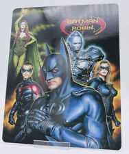 BATMAN AND ROBIN Glossy Fridge / Bluray Steelbook Magnet Cover (NOT LENTICULAR)