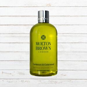 Molton Brown Cardomon & Cedarwood Bath & Shower Gel 300ml