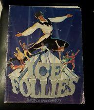 Vintage 1979 Ice Follies Shipstads & Johnson 44rd Edition Souvenir Program
