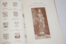MONOGRAPHIE HISTORIQUE DE THEUX BELGIQUE 1927 BONIVER