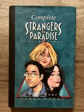 The Complete extraños en Paradise vol.3 part 4 us Hardcover Terry Moore HC