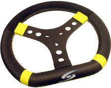 Go Kart Synergy Cadet Steering Wheel Fluro Racing Race Karting