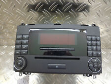 Original Mercedes Benz B170 W 245  Autoradio Radio CD MF2750  A1698700689
