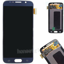 For Samsung Galaxy S6 G9200 G920F Genuine LCD Display+TouchScreen Black Sapphire