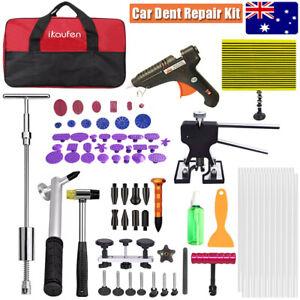 85PS Paintless Car Dent Repair Puller Repair Kit For Hail Dent Damage Removal AU