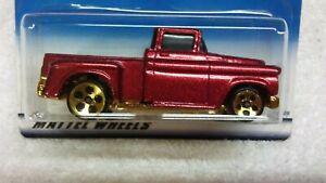 Hot Wheels 2000 #025 '56 Flashsider Circus On Wheels Series 1 of 4 cars HW truck
