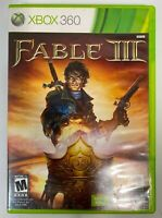 Fable III - Xbox 360 Game - Complete & Tested