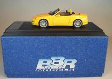 BBR Models 1/43 Nr. 143A Maserati 4200 Spyder 2001 OVP #012