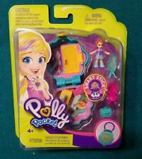 Polly Pocket Smart Stick Red Haired Polly Pocket Figure BRAND NEW!