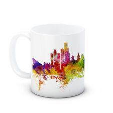 Amsterdam Skyline, Holland Netherlands Cityscape - High Quality Ceramic Mug
