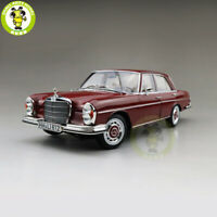 1/18 Norev 1968 Mercedes Benz 280 SE Diecast Car SUV Model Toys GIFT Red