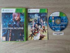 Lightning Returns Final Fantasy XIII  Xbox ONE & Xbox 360 -1st Class FREE UK P&P