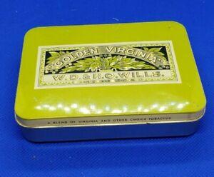 Vintage Golden Virginia Tobacco Tin (Hinged) nice tin and rare ish.