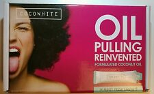 100% Original 2 Weeks Supply COCOWHITE Teeth Whitening Oil Pulling Coco White