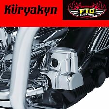 Kuryakyn 5180 Rear Master Cylinder Cover Chrome for 2014-2017 Indian Chief
