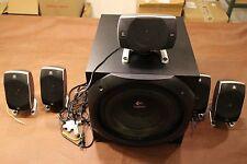 Logitech Z-5500 THX-Certified 5.1 Digital Surround Sound Speaker System