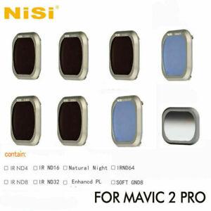 NiSi DJI Mavic 2 Pro ND ND/PL GND Polariser Natural Night Combination Kit