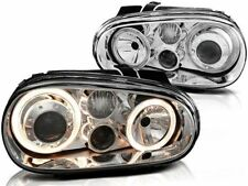 VW GOLF 4 1997-1999 2000 2001 2002 2003 PHARES LPVW42 ANGEL EYES