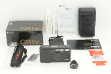 *Fair* Ricoh GR1v Date w/ Neck Strap from Japan #4764