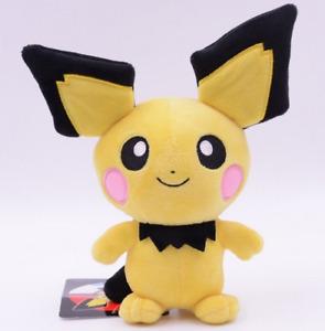 Pikachu Girl Pillow Stuffed Animal Dolls Cute Pikachu Plush Toys Soft For Kids