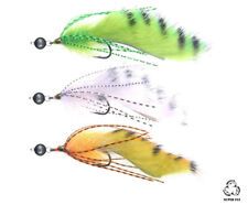 3.15 fishing lure twisted tail spark 5 pack FISHIN ADDICT GOBY BULLHEAD 80mm