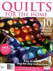 QUILTS FOR THE HOME MAGAZINE. 2015. PATTERN SHEET ATTACHED