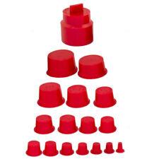 1700 Pieces Caplug Assortment Kit - Auto Car Parts Tapered Plugs Caplugs