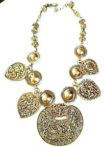 Amy Kahn Russell necklace  bold statement Necklace