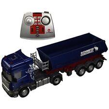 * 1:32 R/c Scania Tipper Truck W/remote Control - Siku 132 Ir Bs Plug