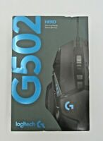 DAMAGED BOX NEW Logitech G502 Hero High Performance Gaming Mouse Programmable