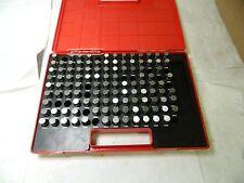 "Mhc Plug and Pin Gage Set 0.501-0.625"" Diameter Incomplete Set"