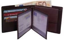 Portafoglio-Wallet uomo LA MARTINA - mod. 513.004 - marrone