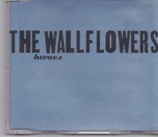 The Wallflowers-Heroes Promo cd single